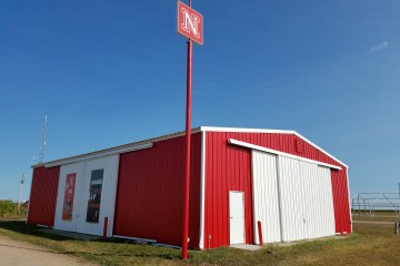 HUSKER building AWESOME