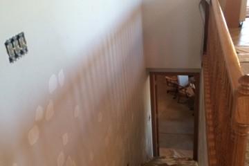 Before  (We do stairways too)