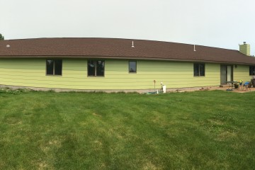 Completion of painting of entire exterior of home!!!!!!!1